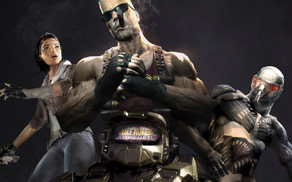 Duke Nukem Wallpaper.