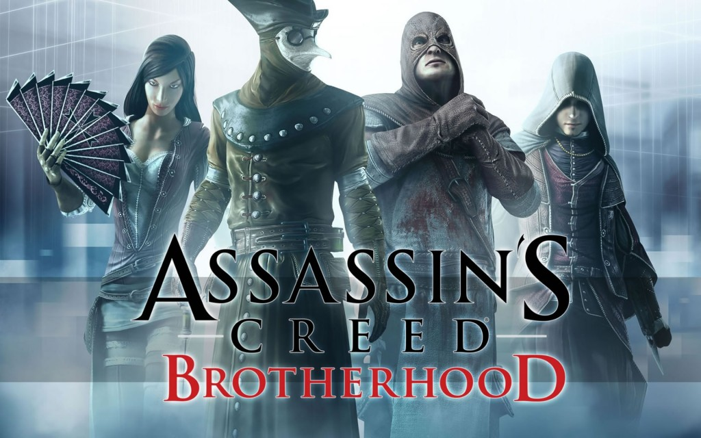 Assasins Creed Brotherhood wide