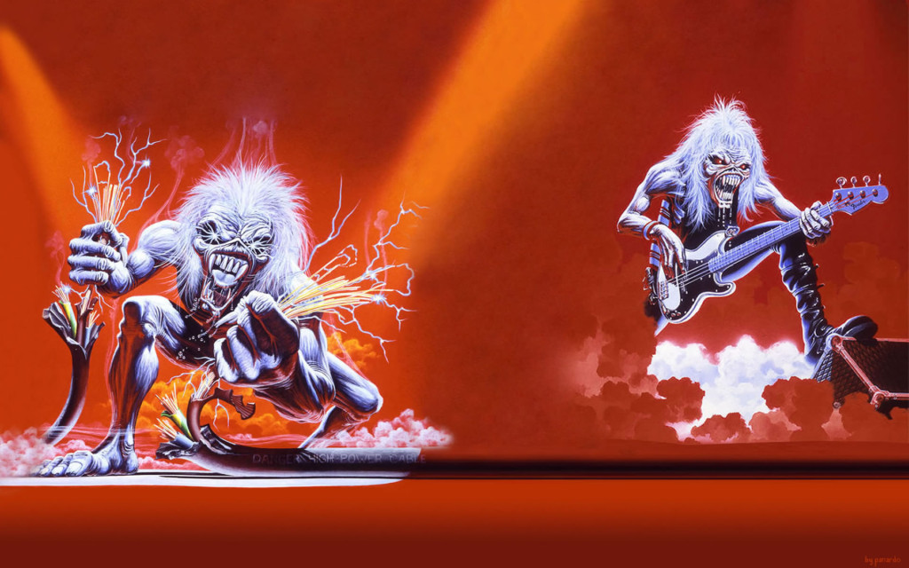 Iron Maiden Wallpapers