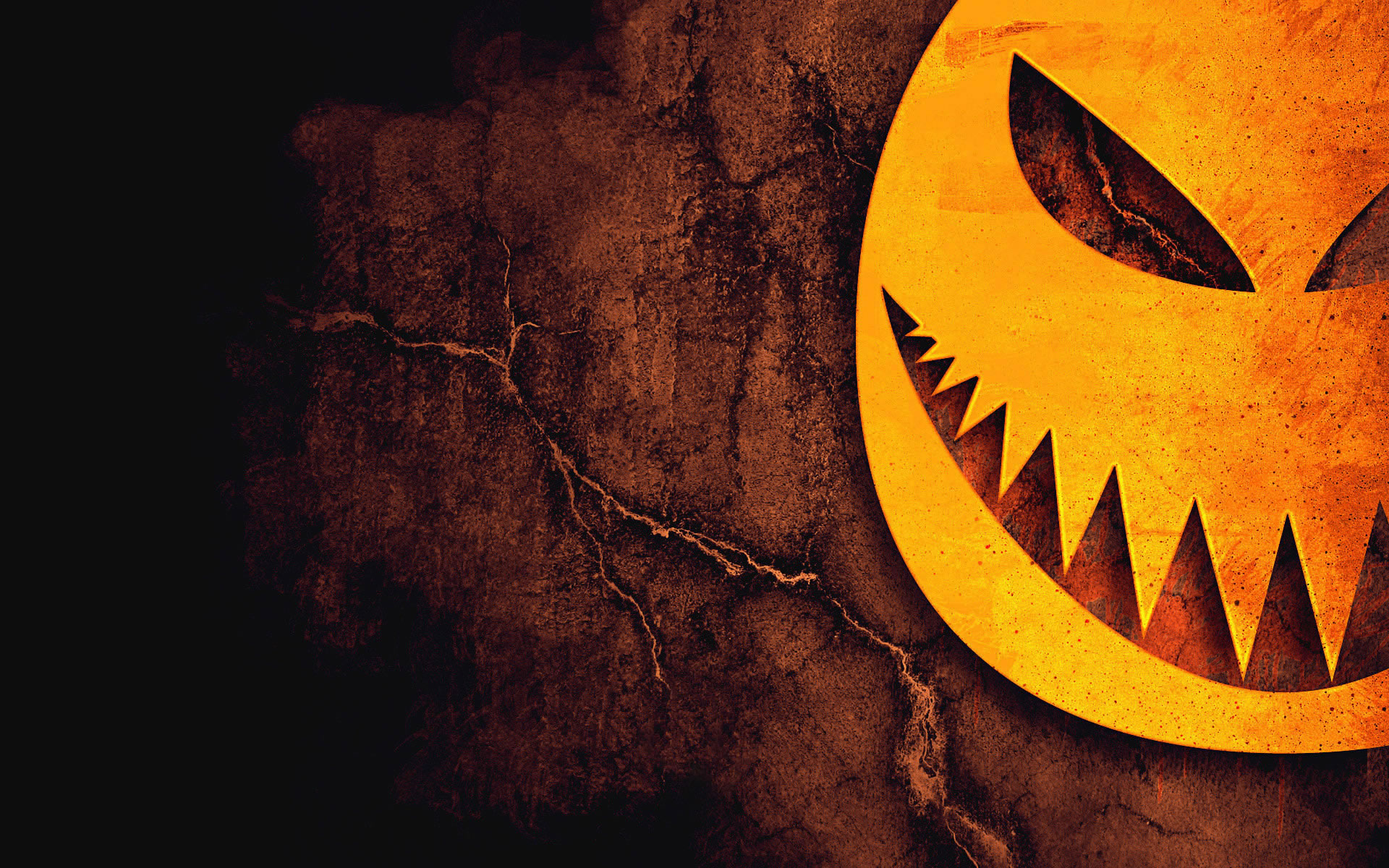 Wallpaper Calabaza Halloween.